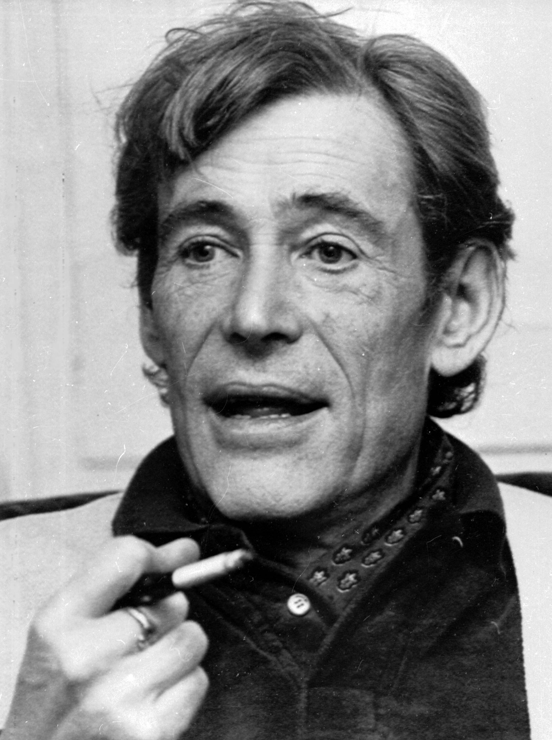 Actor Peter O Toole Best Known For His Starring Role In