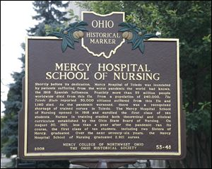 Mercy College of Ohio is embarking on a three-year, $3 million construction project today that will result in high-tech laboratory spaces for its students.