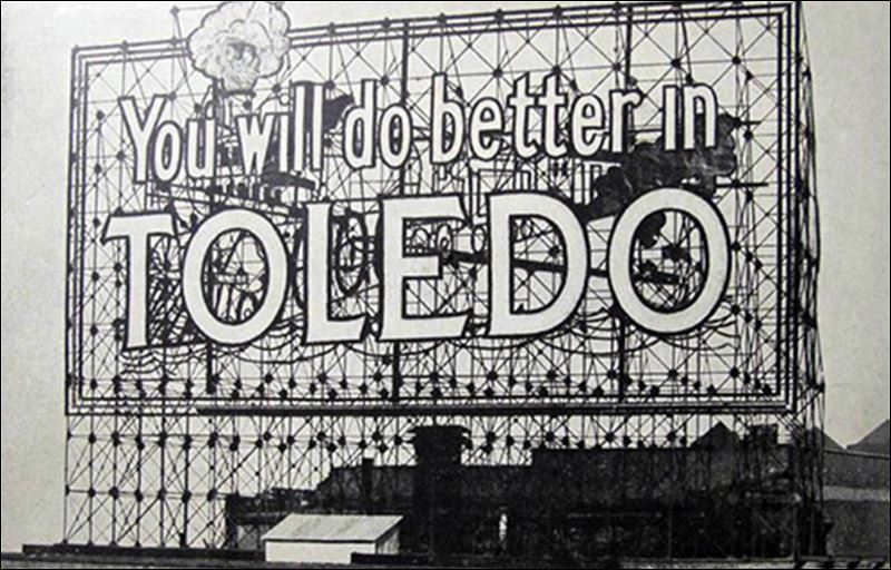 Youthful civic boosters aim for positive vibe for their for You will do better in toledo shirt