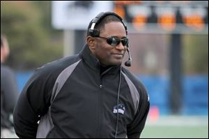 Eastern Illinois coach Dino Babers won 19 games in two seasons with the FCS squad. The Panthers averaged 48.2 points per game this season because of a prolific passing offense.