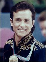 Boitano in 1988.
