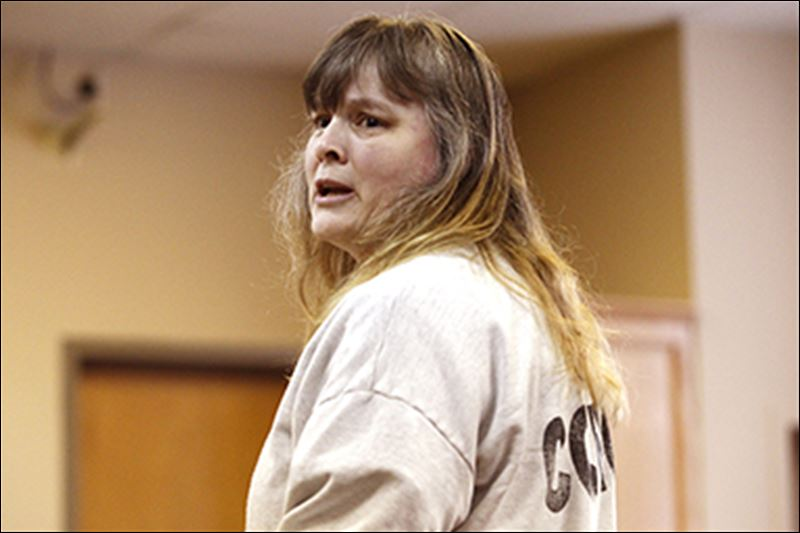 Woman Gets Life Term For Husband S Murder Toledo Blade