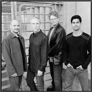 Kronos Quartet, the groundbreaking string ensemble, made its Valentine Theatre debut in January.