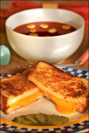 Grilled cheese sandwiches are the ultimate comfort food that unites young and old.
