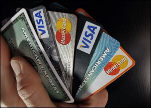 While most countries have started to use embeddable microchips in credit cards during the past decade, the United States continues to use magnetic strips and is more susceptible to data thefts.