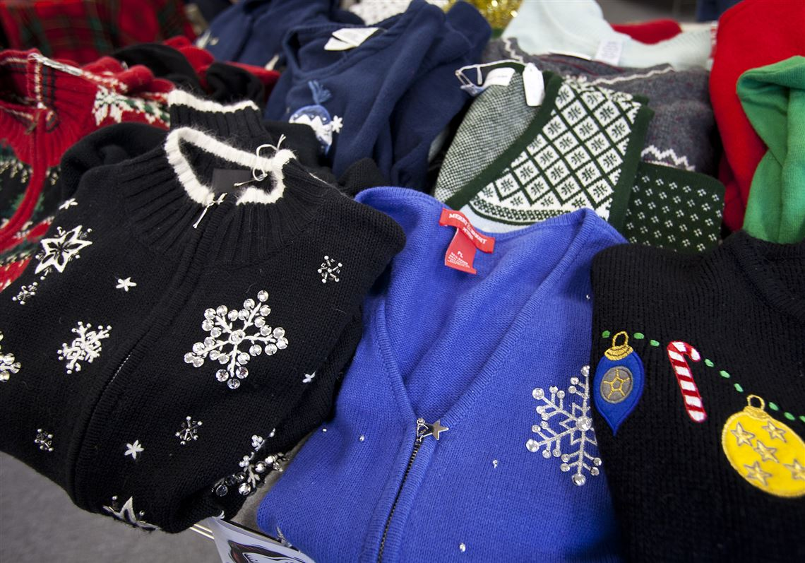 Ohio shops get cozy with ugly Christmas sweaters | Toledo Blade