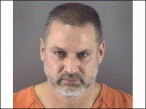 Former deputy Dusty Garwood, 50, was indicted on two counts of gross sexual imposition and one count of sexual battery.