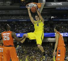 NCAA-Final-Four-Michigan-Syracuse-Basketball-McGary