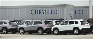 Chrysler said that its $500 million investment in Toledo would bring 1,500 new jobs. Once hiring ended, the total was more than 1,800.