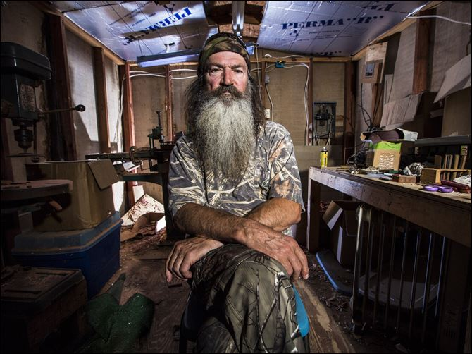 "The A&E channel said it's reversing its decision to drop ""Duck Dynasty"" patriarch Phil Robertson from the show for his remarks about gays."