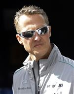 Schumacher-Injured
