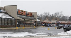 The Monroe Street Market Square shopping plaza, which is anchored by Hobby Lobby, has been sold to Devonshire REIT.