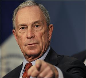New York City Mayor Michael Bloomberg made a $350 million pledge to Johns Hopkins University in 2013. Philanthropy in 2013 made a comeback in large donations with the nation's wealthiest donors giving more than $3.4 billion to charity.