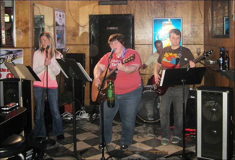 Kids with knives will play saturday at the bronze boar