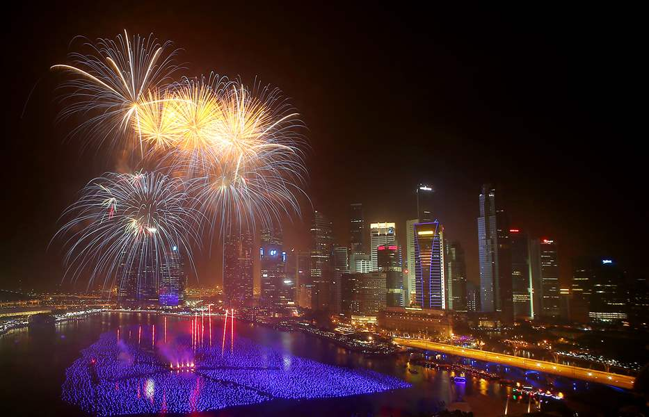 Singapore-New-Years-Eve