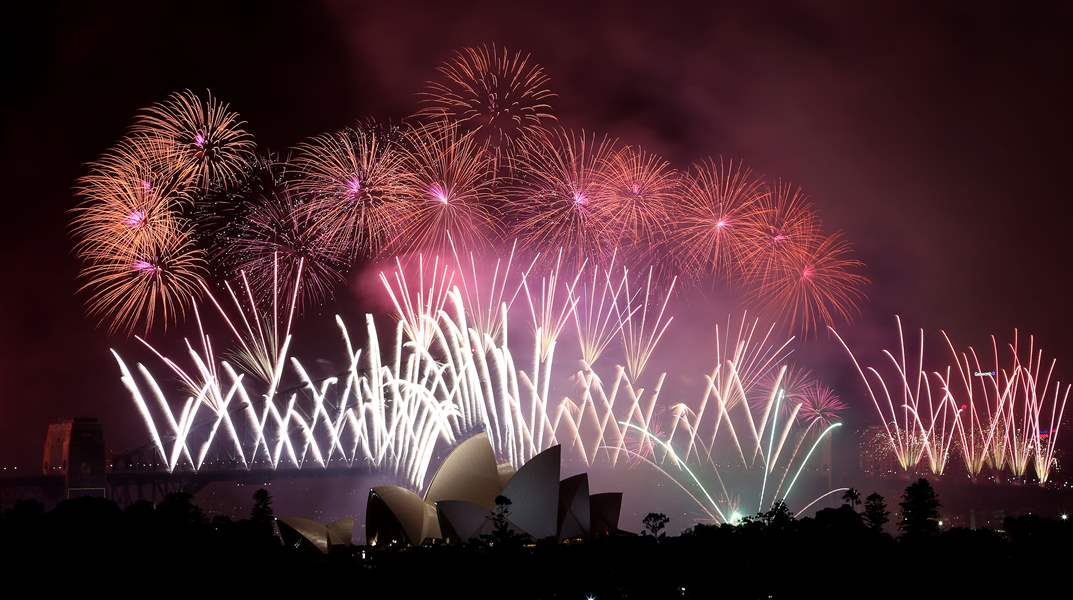 APTOPIX-Australia-New-Years-Eve
