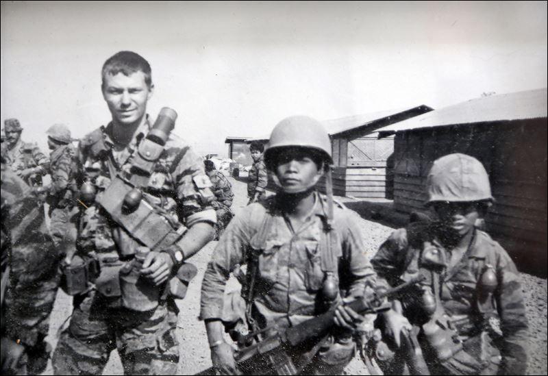 Toledoan returning war trophy to vietnamese family toledo blade