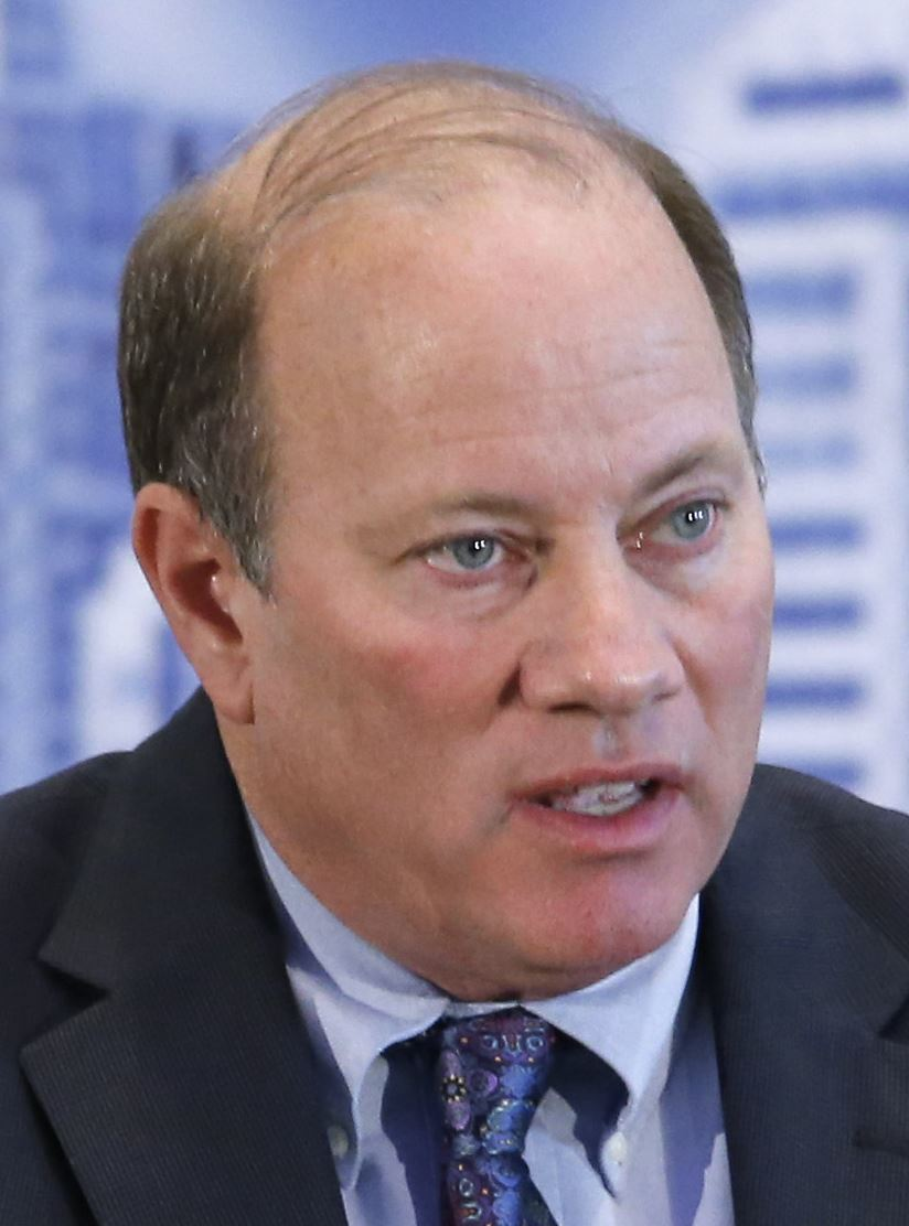 Duggan takes bankrupt Detroit's oath of office - The Blade