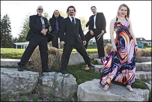 The high-energy cover band Remedy Detroit plays Saturday at the Blarney Irish Pub.