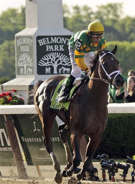Belmont-Stakes-Horse-Racing-Mike-Smith