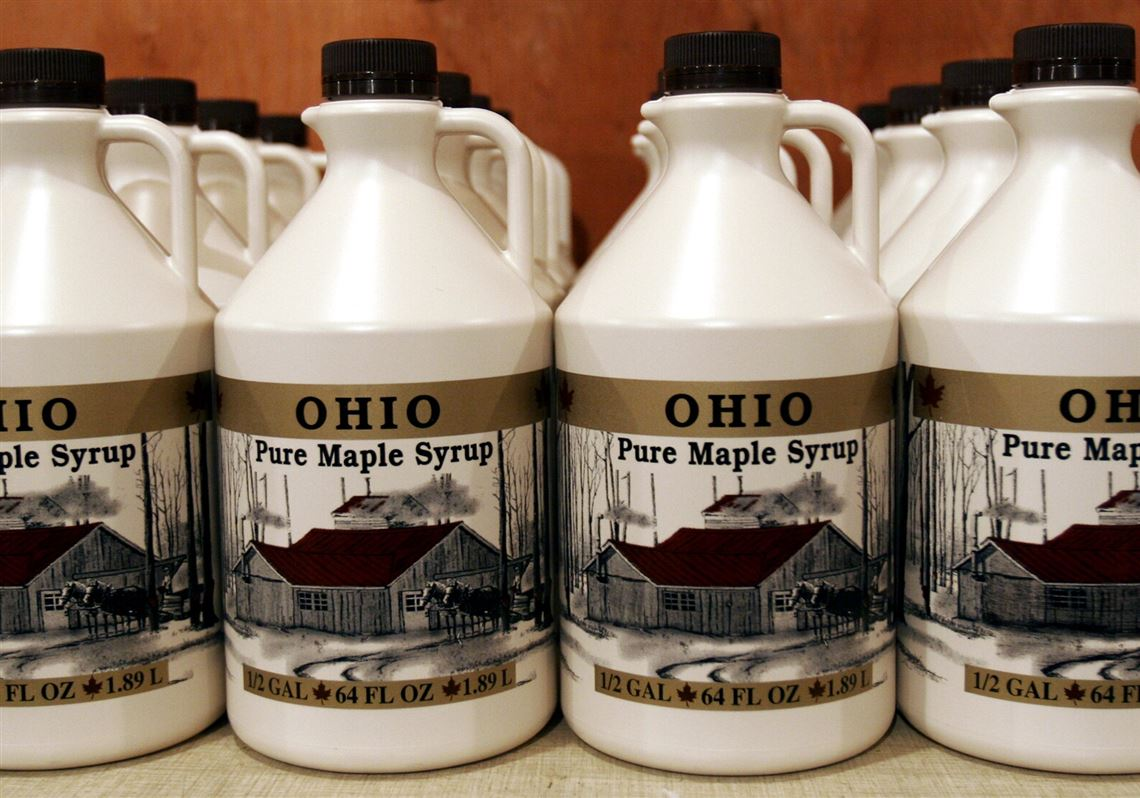 e294ab0c3e4 Demand for Ohio s maple products is greater than state can produce ...