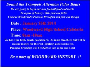 Be a Part of Woodward History!