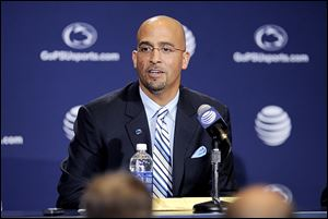 Penn State hired James Franklin, who had a successful run at Vanderbilt. He'll make $4 million during his first season.