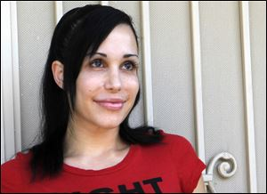 Nadya Suleman gained fame when she gave birth to octuplets in 2009.