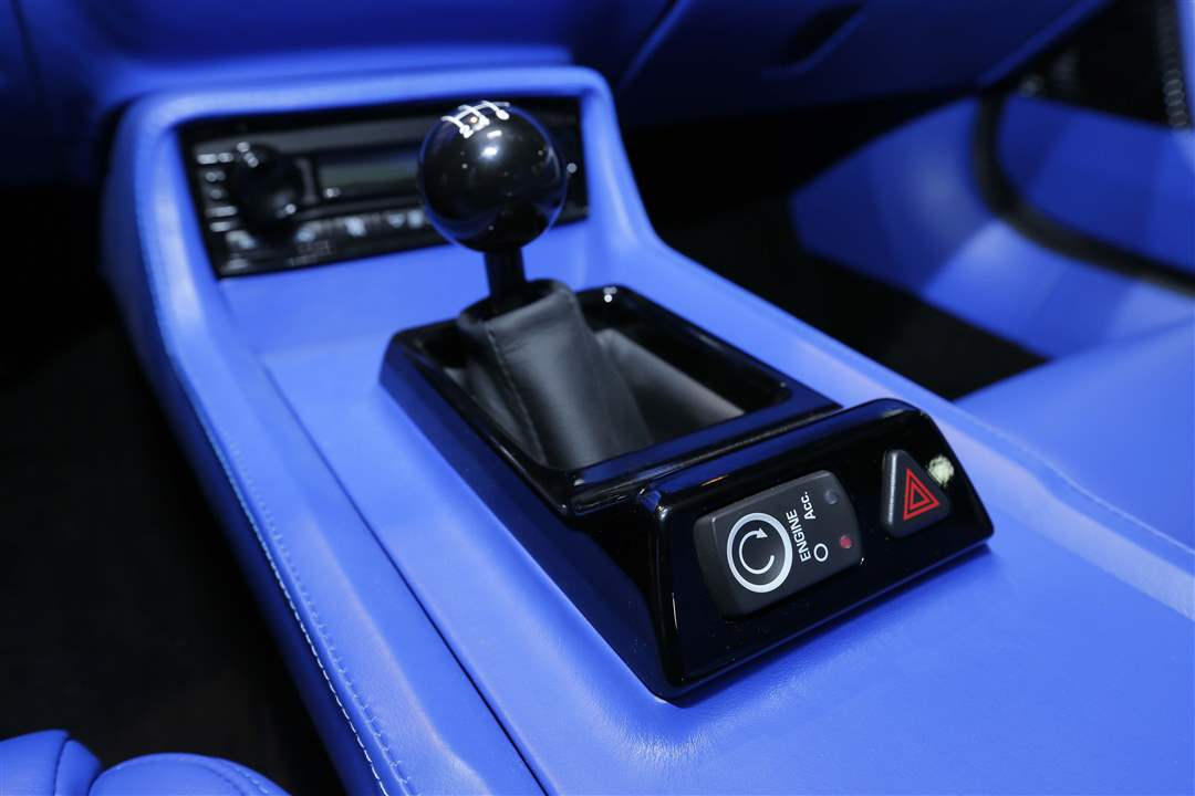 Awesome BIZ AutoShow15p 13. The Equus Bass 770 Features A Push Button Start Among  ...