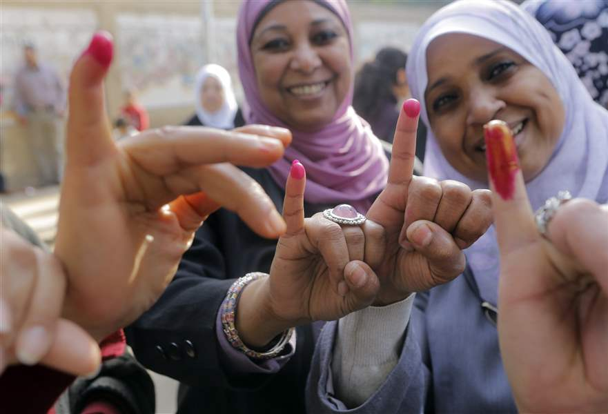 Mideast-Egypt-Constitutional-Vote-12
