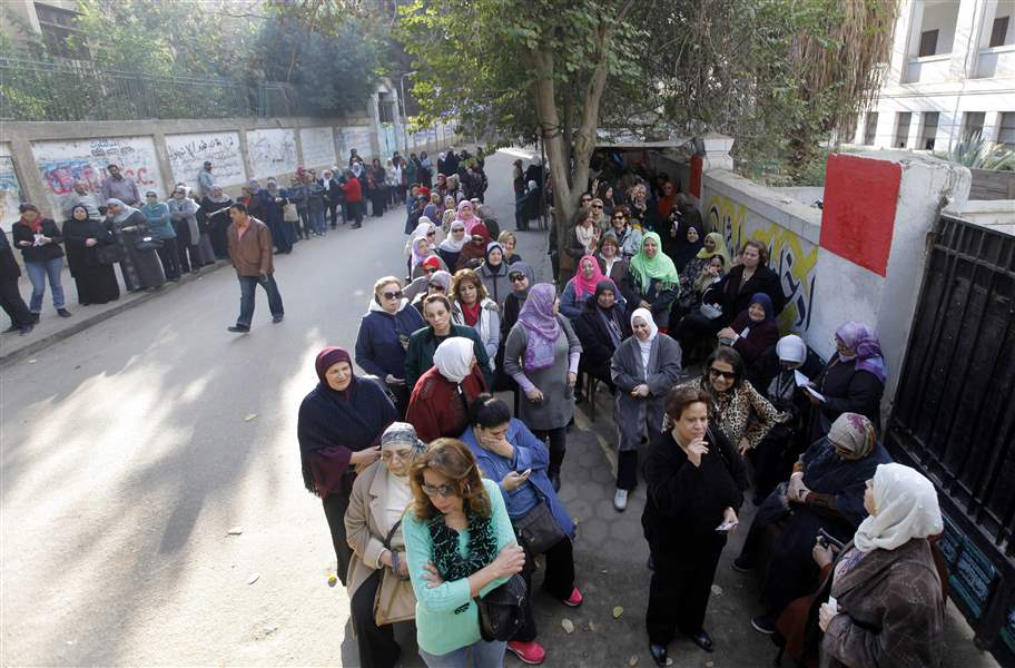 Mideast-Egypt-Constitutional-Vote-14