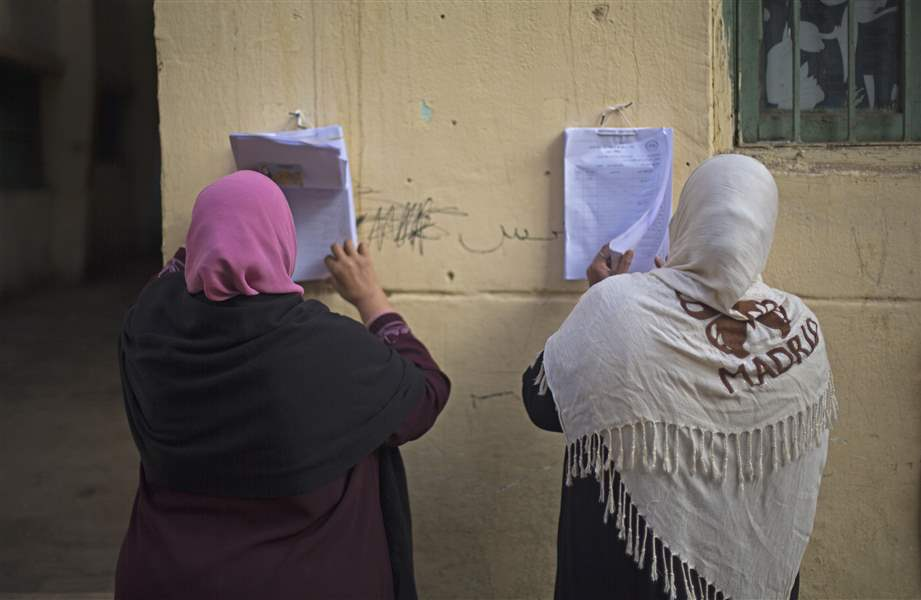 Mideast-Egypt-Constitutional-Vote-9