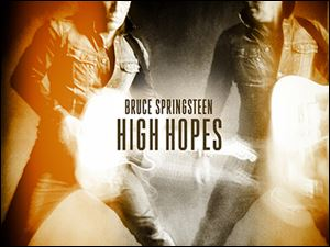 "Bruce Springsteen's ""High Hopes"" album."