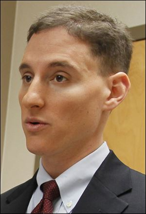 Ohio treasurer Josh Mandel