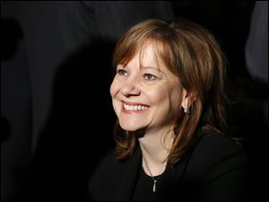 General Motors CEO Mary Barra has worked at GM since she was 18, and got an engineering degree from what was then known as General Motors Institute.