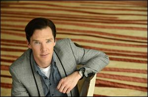 Benedict  Cumberbatch stars as the title character in 'Sherlock.'