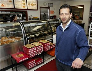 Bahaa Hariri, co-owner of the Middle East Market on Dorr Street, estimated there are 1,000 to 1,500 Arab-American families in Toledo.