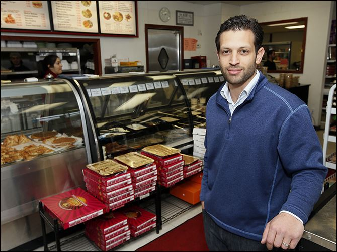 19n1bahaa Bahaa Hariri, co-owner of the Middle East Market on Dorr Street, estimated there are 1,000 to 1,500 Arab-American families in Toledo.