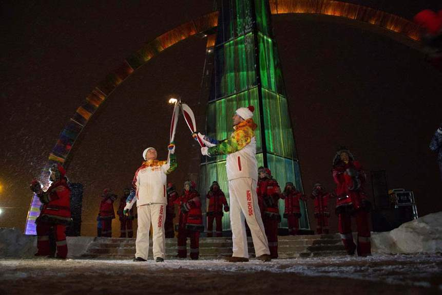 Russia-Olympics-Sochi-Torch-Relay