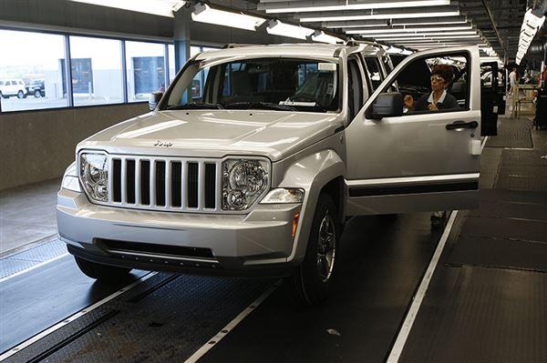 2012 jeep liberty recalls