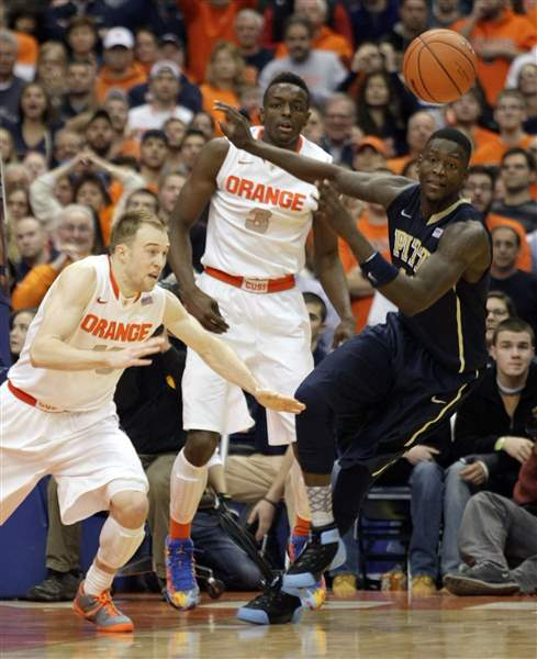 Pittsburgh-Syracuse-Basketball