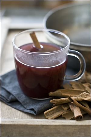 Sbiten is a Russian mulled honey drink. Served warm, it is similar to mulled cider.