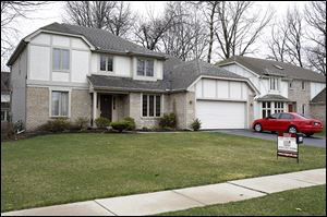 The Toledo Board of Realtors said there were 7,214 sales of existing homes recorded in 2013, up 6 percent from 2012.