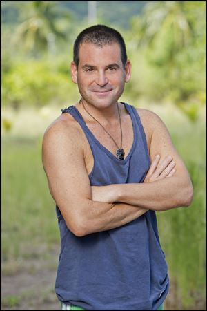 "Miami Marlins President David Samson is among 18 castaways on the new season of ""Survivor,"" which begins Feb. 26 on CBS."
