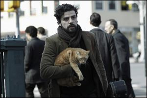 Oscar Isaac plays the title character in 'Inside Llewyn Davis.'