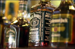 Jack  Daniel's Tennessee Whiskey was the top-selling alcohol in Ohio in 2013, with 351,125 gallons sold.