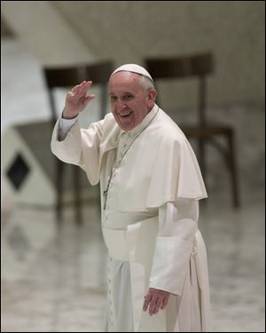 Vatican officials told the National Catholic Reporter on Friday that Pope Francis intends to attend the World Meeting of Families, a global Catholic event that will be in Philadelphia in 2015.