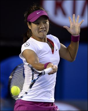 Li Na is the oldest player to win the women's Australian Open title.