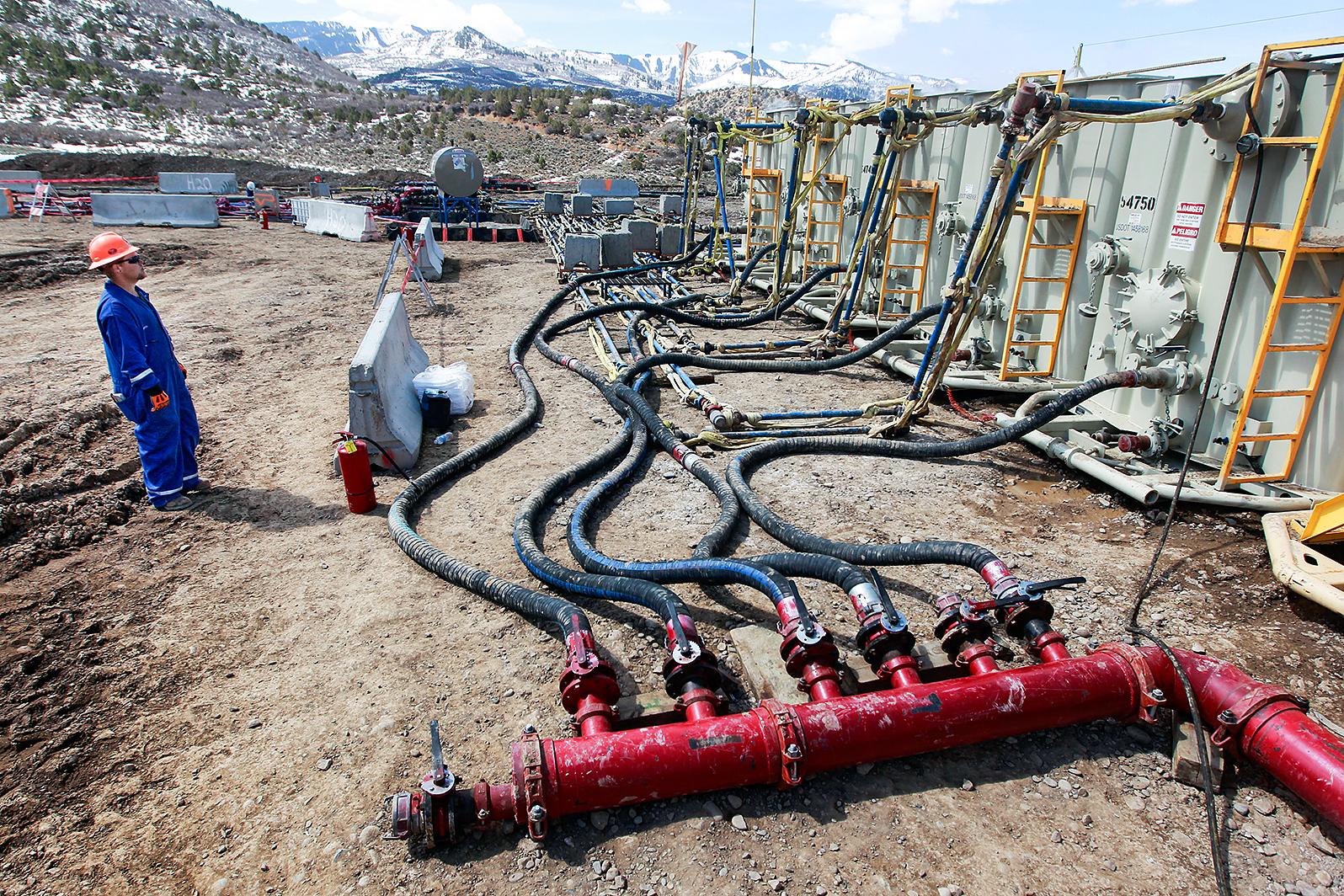 Fracking Credited For Lower Bills The Blade