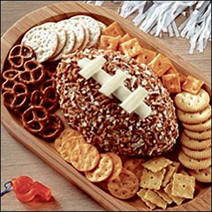 Cheese Football